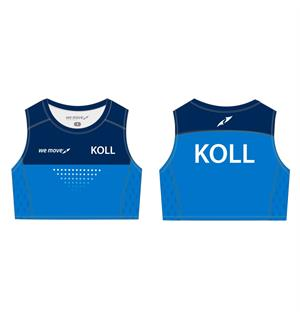 WEMOVE KOLL Run Top Teknisk treningstopp