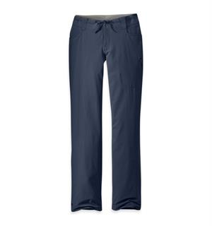 OR Ferrosi Pants W Marine Lett turbukse med stretch til dame.