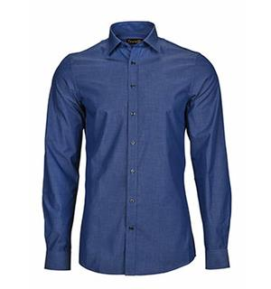 ST Cotton Blend Shirt Skjorte