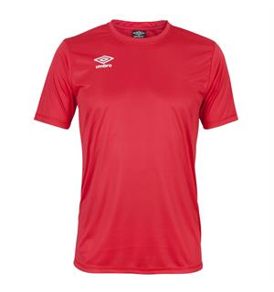 UMBRO Gjerpen IF Core Poly Tee Junior Gjerpen IF Teknisk T-Shirt Barn