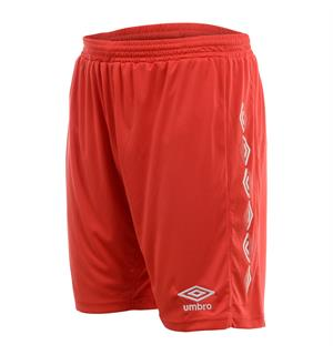 UMBRO Gjerpen IF UX-1 Shorts Rød Junior Gjerpen IF Spillershorts Barn